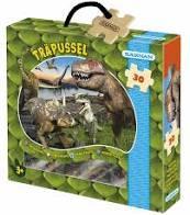 Träpussel 30-Bit Dino