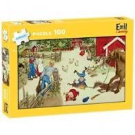 Pussel 100-Bit Emil