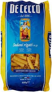 Sedani Rigati 500 G De Cecco