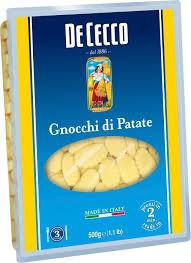 Gnocchi Di Patate 500 G De Cecco