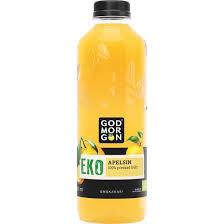 Apelsin Juice Eko 850 Ml Godmorgon