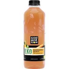 Apelsin,Mandarin, Carrot Juice Eko 850 Ml Godmorgon