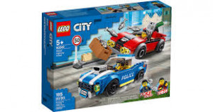 Lego Motorvägsarresting