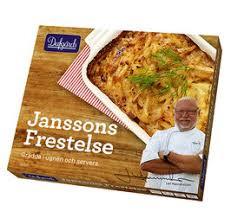 Janssons Frestelse 600 G Dafgård