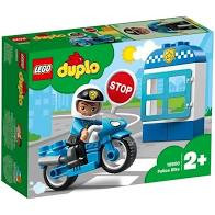 Duplo Polismotorcykel