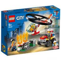 Lego Räddning Helikopter