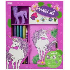 Diaryset Sense Unicorn