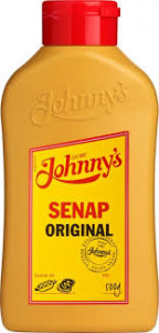 Johnnys Senap Original 500 G