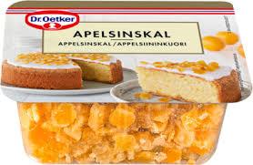 APELSINSKAL 100 G DR OETKER