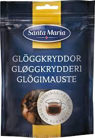 GLÖGGKRYDDA 37 G SANTA MARIA