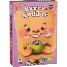 Havrekuddar 375 G Favorit