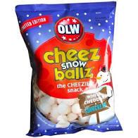 CHEEZ SNOW BALLW 160 G OLW