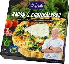 Bacon & Grönkålspaj 240 G Dafgårds