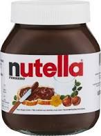 Nötcreme 350 G Nutella