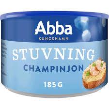 Champinjonstuvning 185 G Abba