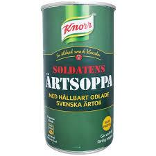 Soldatens Ärtsoppa 570 G Knorr