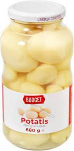 Potatis I Burk 680 G Budget
