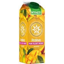 Proviva Utan Tillsatt Socker Mango 1 L