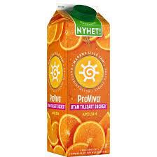 Proviva Apelsin 1 L