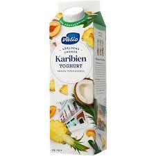 Yoghurt Karibien 1000 G Valio