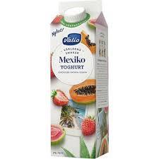 Yoghurt Mexico 1000 G Valio