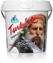 Turkisk Yoghurt 500 G Salakis