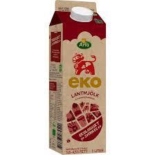 Lantmjölk Eko 1 L Arla