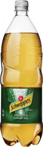 Schweppes Ginger Ale 1,5 L