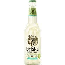 Päron Cider 33 Cl Briska