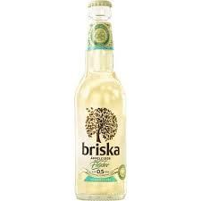 Fläder & Lime Cider 33 Cl Briska