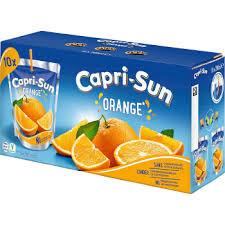 Capri-Sun Orange 10X20 Cl