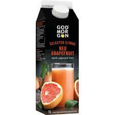 Red Grapefruit Juice 1 L God Morgon