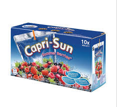 Capri-Sun Summer Berry 10X20 Cl