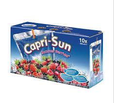 Capri-Sun Summer Berry 10X20 Cl