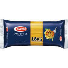 Spaghetti 1,8 Kg Barilla