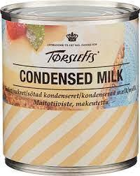 Kondenserad Mjölk 397 G Törsleffs