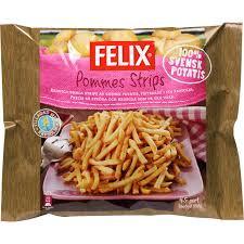 Pommes Strips 900 G Felix