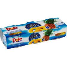 Ananas I Skivor 3-P Dole