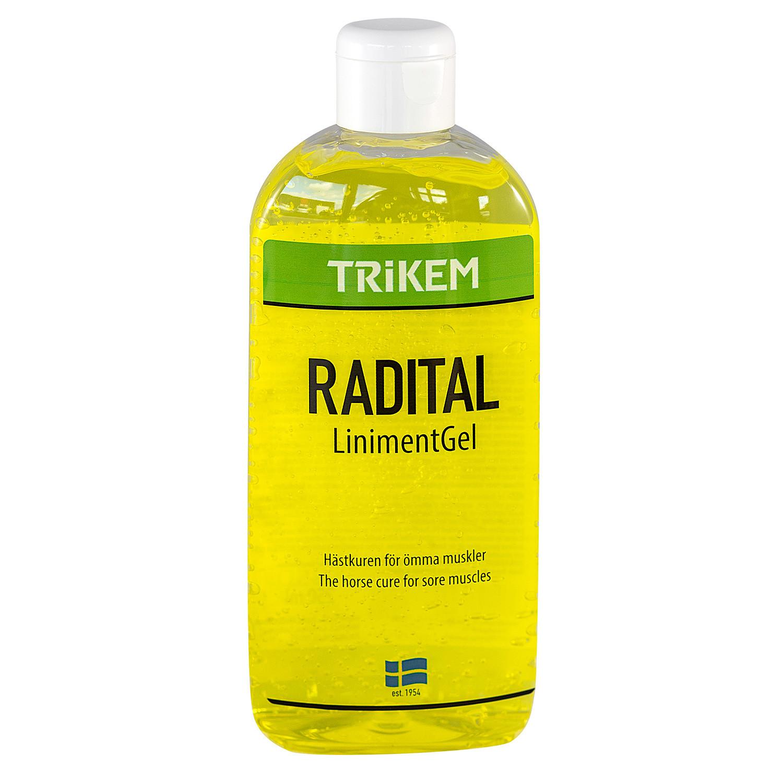 Radital Liniment Gel, 250Ml