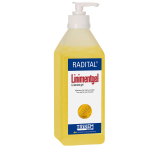 Radital Liniment Gel, 600Ml