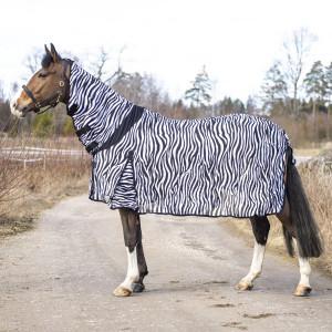 Flugtäcke Häst Fn Zebra