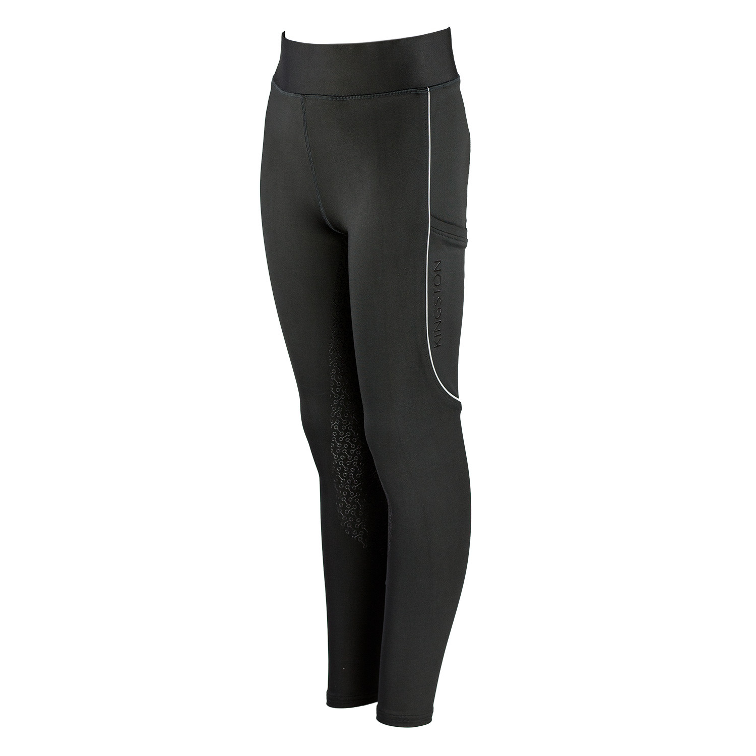Ridtights Equestrian Kingston Jr Svart/130