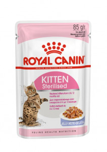 Fhn Kitten Sterilised Jelly Rc 85Gr