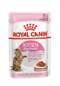 Fhn Kitten Sterilised Gravy Rc 85G