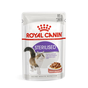 Fhn Sterilised Gravy Rc 85G