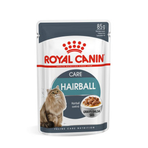 Fcn Hairball Care Gravy Rc 85G