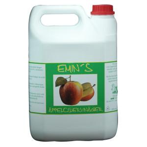 Äppelvinäger Emin 5 L