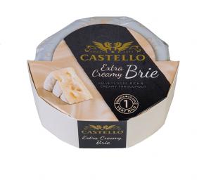 Castello Extra Creamy Brie Vitmögelost 200 G