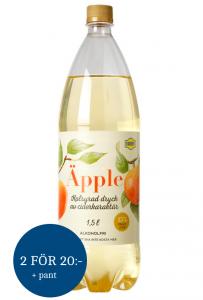 Äppelcider Favorit 1.5 L