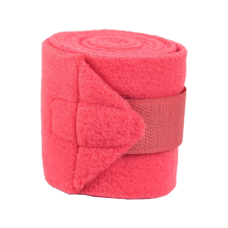 Fleecebandage Mini Rosa-Hotpink/One Size